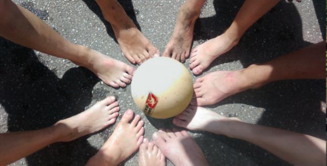 gagaball barefoot
